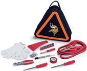 Picnic Time NFL Minnesota Vikings Roadside Kit
