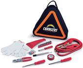 Picnic Time NFL San Diego Chargers Roadside Kit