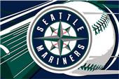 Northwest MLB Seattle Mariners Acrylic Tufted Rug