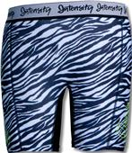 Intensity Girls Print Low Rise Softball Slider