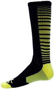 BLACK/FLUORESCENT YELLOW