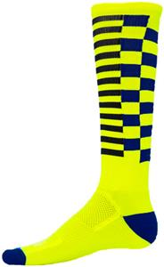 FLUORESCENT YELLOW/ROYAL/BLACK