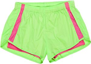 LIME/HOT PINK