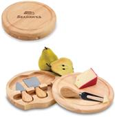 Picnic Time NFL Seattle Seahawks Brie Board