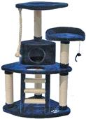 "Go Pet Club 47.5"" Cat Tree Condo Furniture"