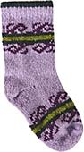 QT Feet Recycled Atlantis Fairisle Baby Socks