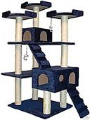 "Go Pet Club 72"" Cat Tree Condo"