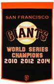 Winning Streak MLB San Francisco Giants Banner
