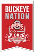 Winning Streak NCAA Ohio State Fan Nations Banner