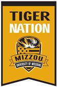 Winning Streak NCAA Missouri Fan Nations Banner