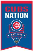 Winning Streak MLB Cubs Fan Nations Banner