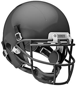 BLACK (HELMET/FACEMASK/CHINCUP/CHINSTRAP)