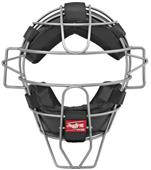 Titanium Ultra Lightweight Catcher Facemask LWMXTI