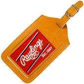 Rawlings Premium Heart of Hide Leather Luggage Tag