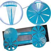 Sprint Aquatics Adjustable Fitness Paddles