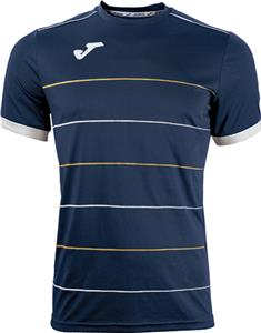 NAVY/YELLOW & WHITE STRIPES