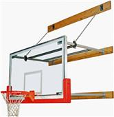 Bison Gymnasium Wall Mount Structure Pkg