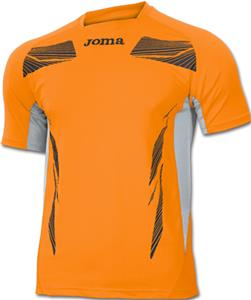 FLUORESCENT ORANGE/BLACK/GREY