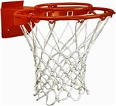 "Bison 10 1/2"" Rebound Ring Basketball Training Aid"
