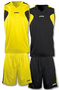 Outside: Black/Yellow, Inside: YELLOW/BLACK