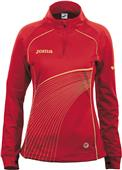 Joma Womens Elite II 1/4 Zip Pullover Jacket