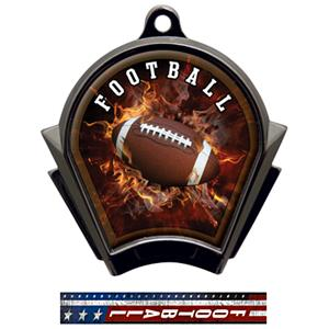 PATRIOT FOOTBALL NECK RIBBON