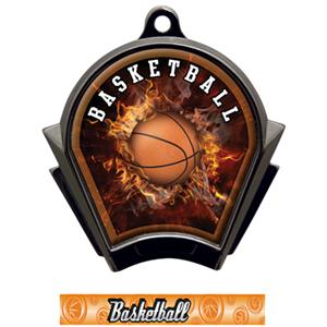 GRAPHX BASKETBALL NECK RIBBON