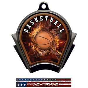 PATRIOT BASKETBALL NECK RIBBON
