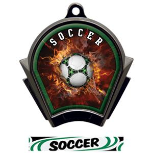 DELUXE SOCCER NECK RIBBON