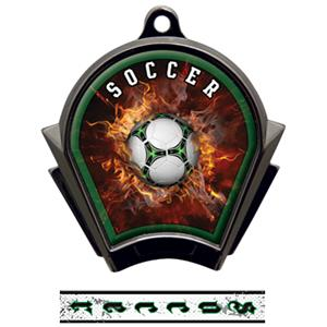 INTENSE SOCCER NECK RIBBON