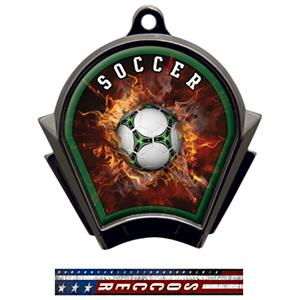 PATRIOT SOCCER NECK RIBBON