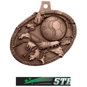 BRONZE MEDAL/ULTIMATE 5TH PLACE NECK RIBBON