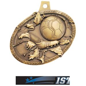 GOLD MEDAL/ULTIMATE 1ST PLACE NECK RIBBON