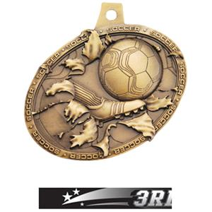 GOLD MEDAL/ULTIMATE 3RD PLACE NECK RIBBON