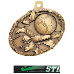GOLD MEDAL/ULTIMATE 5TH PLACE NECK RIBBON