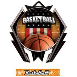 PATRIOT/GRAPHX BASKETBALL NECK RIBBON