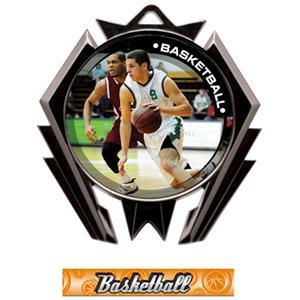P.R. MALE/GRAPHX BASKETBALL NECK RIBBON