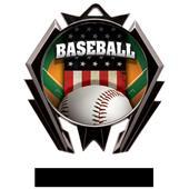 Hasty Award Stealth Baseball Patriot Medal M-5200C