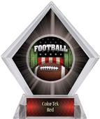 Patriot Football Black Diamond Ice Trophy