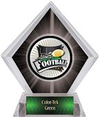 Xtreme Football Black Diamond Ice Trophy