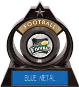 "Hasty Awards Eclipse 6"" Xtreme Football Trophy"