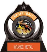 "Hasty Award Eclipse 6"" PR Female Basketball Trophy"