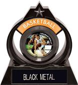 "Hasty Awards Eclipse 6"" PR Male Basketball Trophy"