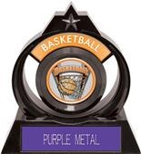 "Hasty Awards Eclipse 6"" ProSport Basketball Trophy"