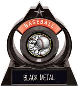 "Hasty Awards Eclipse 6"" Bust-Out Baseball Trophy"