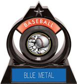 """Hasty Awards Eclipse 6"""" Bust-Out Baseball Trophy"""