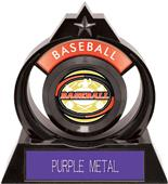 """Hasty Awards Eclipse 6"""" Classic Baseball Trophy"""