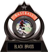"""Hasty Awards Eclipse 6"""" P.R.1 Baseball Trophy"""