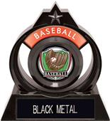 "Hasty Awards Eclipse 6"" Shield Baseball Trophy"