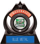 """Hasty Awards Eclipse 6"""" Xtreme Baseball Trophy"""